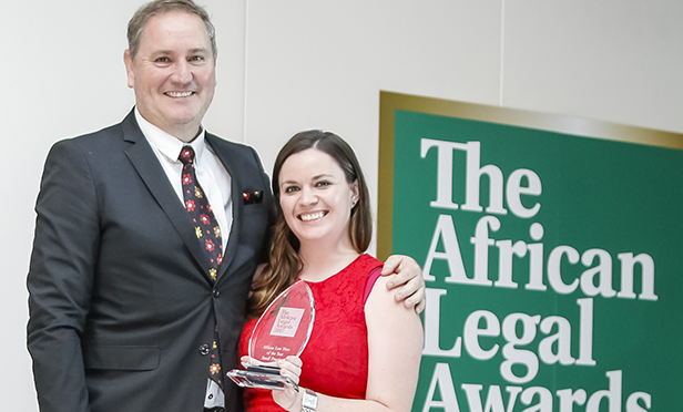 African Legal Awards African Law Firm of the Year – Small Practice: Whipping the Cat